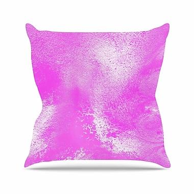 East Urban Home Ashley Rice AC5 AbstractOutdoor Throw Pillow; 18'' H x 18'' W x 5'' D