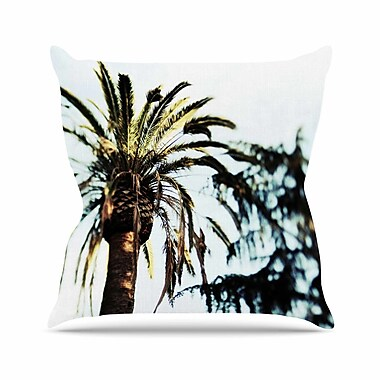 East Urban Home Chelsea Victoria Tropico Nature Photography Outdoor Throw Pillow