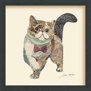 Latitude Run 'Garfield' Framed Graphic Art Print