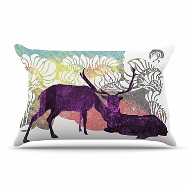 East Urban Home Frederic Levy-Hadida 'Tenderness' Pillow Case