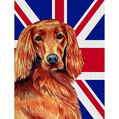 East Urban Home English Union Jack British Flag 2-Sided Garden Flag