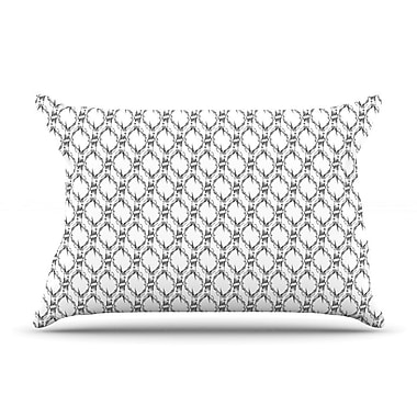 East Urban Home DLKG Design 'Deer Deer' Pillow Case