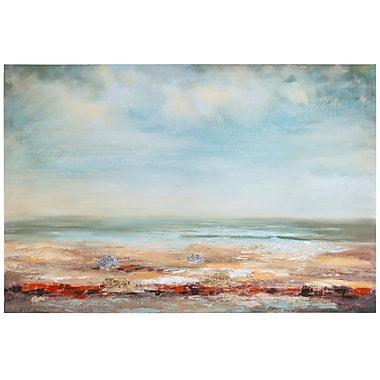 Longshore Tides 'Seaside Enchantment' Print on Canvas