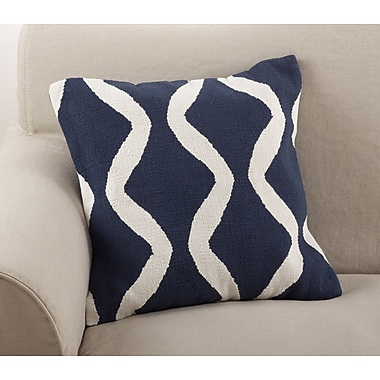 Union Rustic Conley Turkish Cotton Throw Pillow