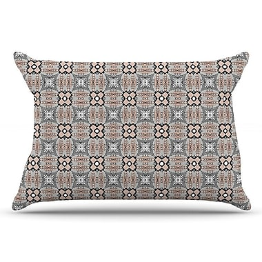 East Urban Home Vasare Nar 'African Nomad' Pillow Case