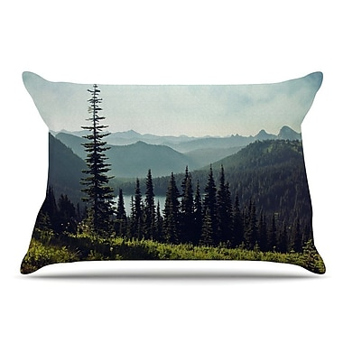 East Urban Home Sylvia Cook 'Discover Your Northwest' Landscape Pillow Case