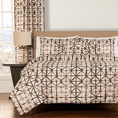 17 Stories Farrah 3 Piece Reversible Duvet Cover Set