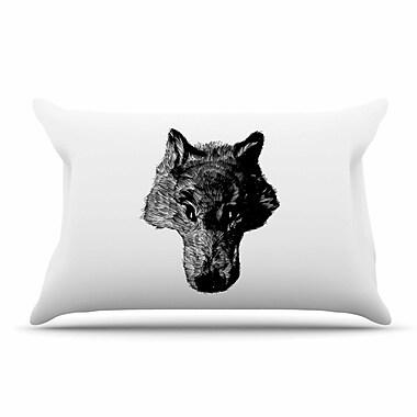 East Urban Home BarmalisiRTB 'Coyote' Pillow Case