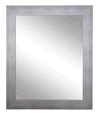 Brayden Studio Neutral Interior Trend Wall Mirror; 38'' H x 32'' W x 0.75'' D