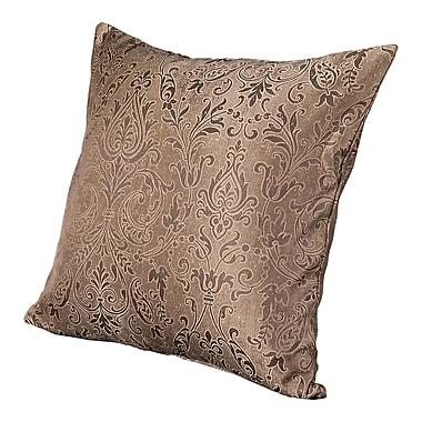 Fleur De Lis Living Annie Throw Pillow; 26''