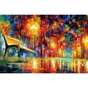 Winston Porter 'Lost Love' Painting Print on Wrapped Canvas; 18'' H x 26'' W x 0.75'' D