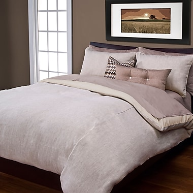 Brayden Studio Tatum Pacific Duvet Cover Set; Full