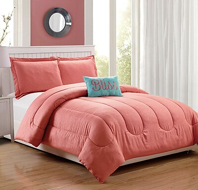 RT Designer's Collection Babylon 4 Piece Comforter Set; King