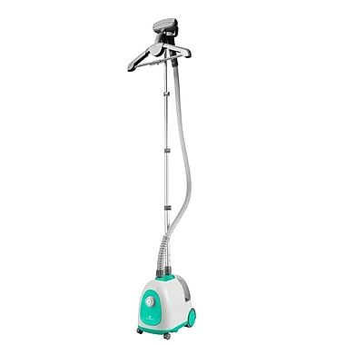 Steam and Go SAG-12 Garment Steamer; Turquoise