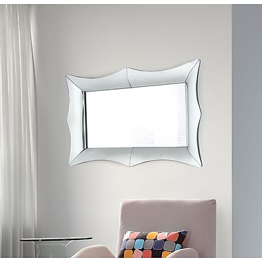 Brayden Studio Izar Accent Wall Mirror