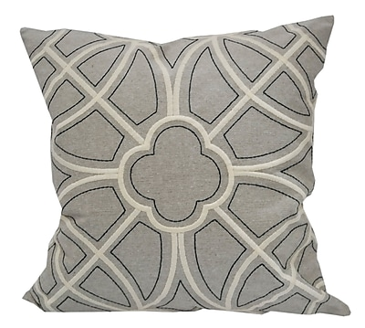 Ivy Bronx Constantia Embroidered Throw Pillow