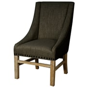 New Pacific Direct Aaron Sloping Side Chair; Natural by