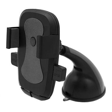 Lax Magnetic Car Dashboard/Windshield Smartphone Mount, Black