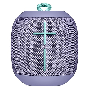 Ultimate Ears - UE WONDERBOOM Waterproof Bluetooth Speaker, Lilac (984-000843)
