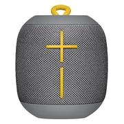 WONDERBOOM Portable Bluetooth Speaker, Stone Gray