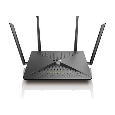 D-Link – Routeur bibande sans fil AC2600 Gigabit DIR-882