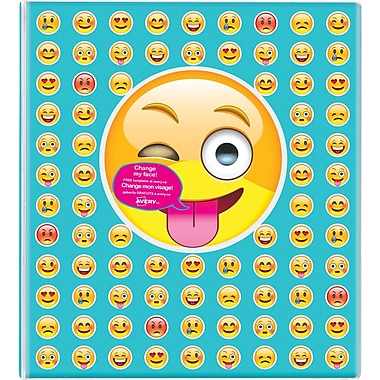 Avery Emoji Customizable Binder, 1