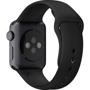 Apple 38mm Black Sport Band with Space Gray Stainless Steel Pin (MJ4F2ZM/A)