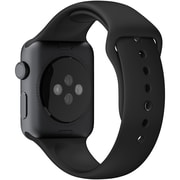 Apple 42mm Black Sport Band with Space Gray Stainless Steel Pin (MJ4N2ZM/A)