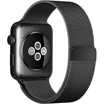Apple 42mm Space Black Milanese Loop (MLJH2AM/A)