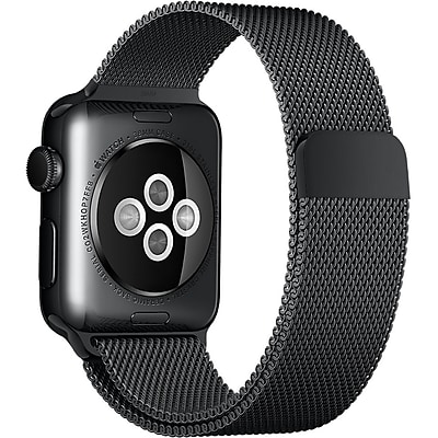 Apple 42mm Space Black Milanese Loop (MLJJ2AM/A)