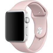 Apple 42mm Pink Sand Sport Band, S/M & M/L (MNJ92AM/A)
