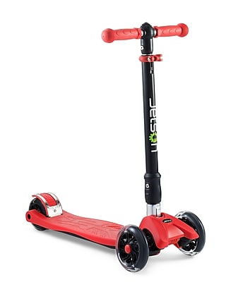 Jetson Twin Wheel Kick Scooter, Red