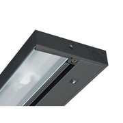 Lithonia Lighting Juno 22'' Under Cabinet Strip Light; Black