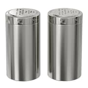 NU Steel Stainless Steel Salt and Pepper Set; Polished Chrome