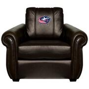Dreamseat Chesapeake Club Chair; Columbus Blue Jackets