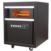 All-Pro Comfort Glow Infrared 5100 BTU Electric Cabinet Heater