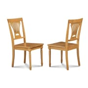 Darby Home Co Inwood Solid Wood Dining Chair (Set of 2); Oak