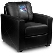 Dreamseat Silver Club Chair; New York Rangers