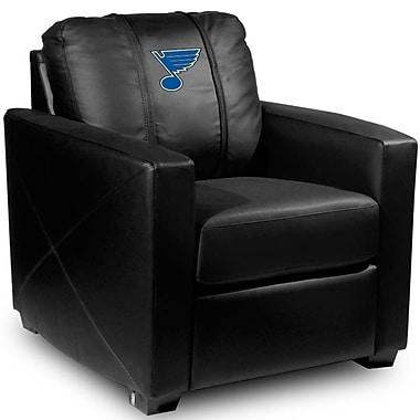 Dreamseat Silver Club Chair; St. Louis Blues
