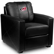 Dreamseat Silver Club Chair; Carolina Hurricanes