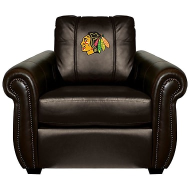 Dreamseat Chesapeake Club Chair; Chicago Blackhawks