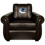 Dreamseat Chesapeake Club Chair; Vancouver Canucks