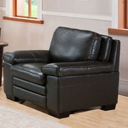 Darby Home Co Aylesworth Leather Club Chair