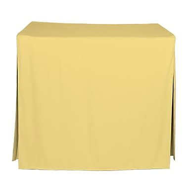 Tablevogue 96'' W Fitted Tablecloth; Sorbet