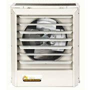 Dr. Infrared Heater 25,600 BTU Electric Forced Air Wall Mounted Heater
