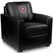 Dreamseat Silver Club Chair; Montreal Canadiens