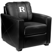 Dreamseat Xcalibur Club Chair; Rutgers Scarlet Knights - White