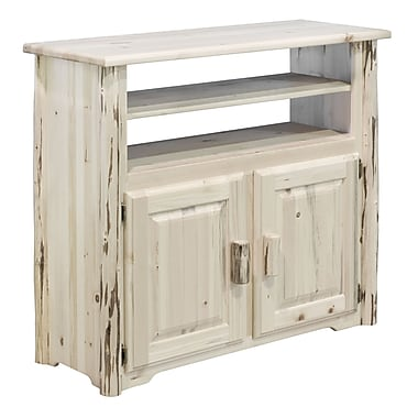 Loon Peak Abordale TV Stand; Ready
