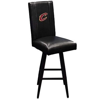 Dreamseat Swivel Bar Stool; Cleveland Cavaliers - Partial