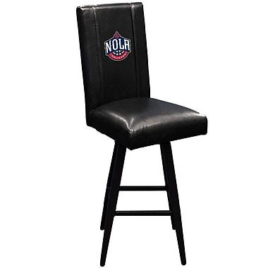 Dreamseat Swivel Bar Stool; New Orleans Pelicans - Nola